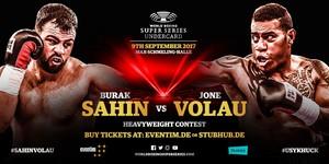 Sahin-Volau II Takes Place On Usyk-Huck Undercard