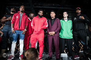 Broner,Garcia, Charlo,Heiland,Washington And Miller Prepared For Battle