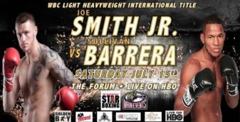 Barrera dismisses Smith
