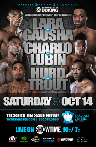 Charlo,Hurd post impressive victories, Lara booed but wins