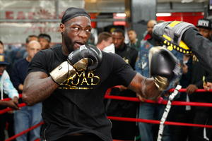 Wilder Is Out To Finish Off Stiverne
