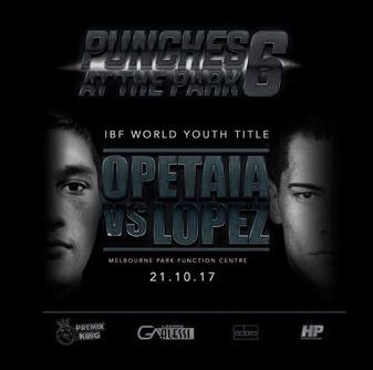 Boxing prodigy Jai Opetaia looking to turn heads against Frankie Lopez
