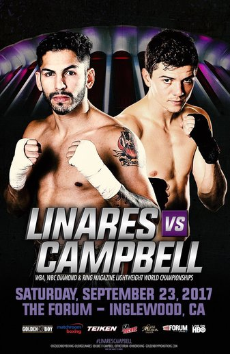 Linares vs. Campbell: Golden skill and British will