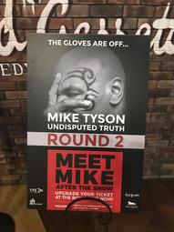 Mike Tyson delivers some knockout punchlines