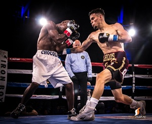 Castro Preserves Unbeaten Record Against Nieves