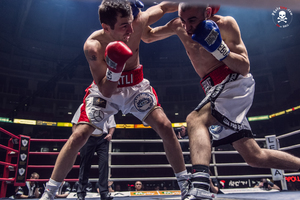 Tatli And Patera Will Clash For The EBU Lightweight Title