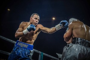 Eubank Jr Predicts Groves Victory