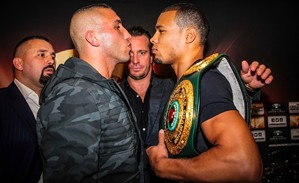 Eubank Jr And Yildirim Go Head To Head
