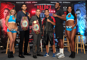 Valdez and Ramirez Press Conference Transcript