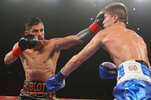 Linares Edges Out Campbell/Undercard Results