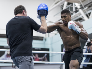 "Anthony Joshua: ""I Can't Afford To Lose And I Don't Want To Lose."