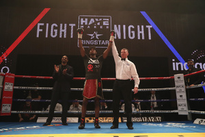 Michael Page Win
