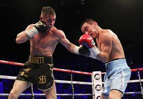 WBA Super Bantamweight Champion Ryan Burnett and prospect Mikhail Aloyan are ready for Season II Of The World Boxing Super Series.