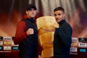 Smith And Skoglund Go Head-To-Head In Liverpool
