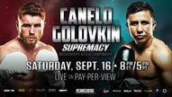 Supremacy - GGG vs. Canelo