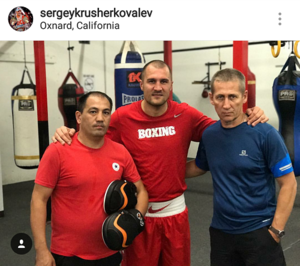 Kovalev Intent On Returning To The Top