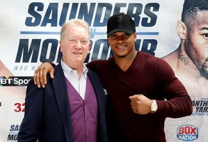 Anthony Yarde vs. Norbert Nemesapati For WBO Regional Title September 16th