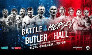 Battle On The Mersey Results
