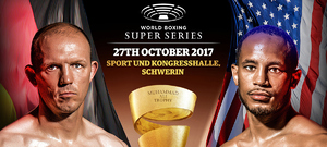 Braehmer And Brant Ready For Clash In  Schwerin