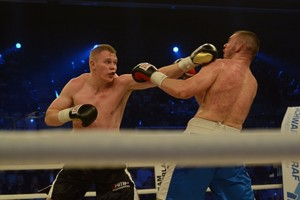 Honka Fights Again In Riga