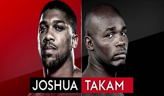 Joshua Takes Takam Out In 10