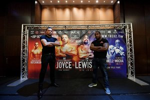 Joe Joyce to debut against Ian Lewison on Hayemaker-Ringstar October 20th