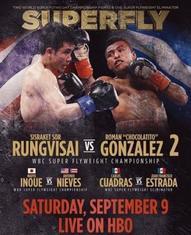 Sor Rungvisai vs. Gonzalez