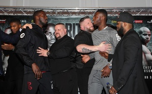 Okolie And Chamberlain Predict A Knockout