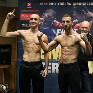 Weights From Finland – The Rematch Between Patera and Tatli heats Up