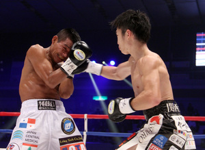 Inoue and Shiro Retain Titles in Japan