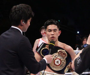 Ioka Vacates WBA Flyweight Crown