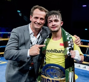 Yigit Signs Contract Extension With Team Sauerland