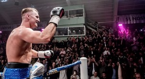 Wallin Vs  Enguema Added To Dec 2 Card In Potsdam