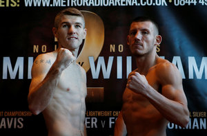 Smith Repeats Victory Over Williams In Newcastle