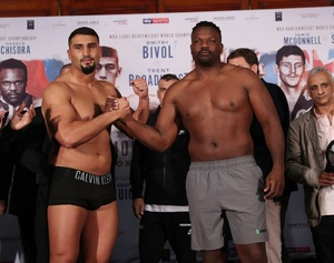 Kabayel Ends Chisora's Euro Dream/Quigg Makes Statement