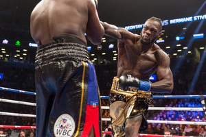 Wilder Faces Tough Test Against Ortiz