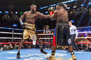Wilder Destroys Stiverne/Lipinets Crowned Champ/Porter Victorious