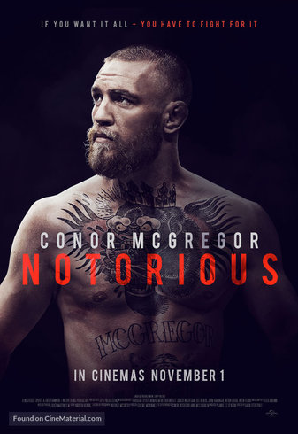 Connor McGregor: Notorious