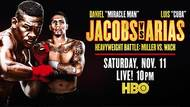 Jacobs vs. Arias
