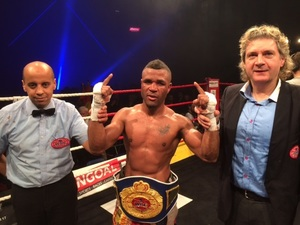 Encarnacion Defeats Bauwens In Rematch