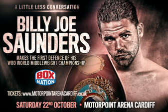 Billy Joe Saunders Charged With Misconduct by BBBOC