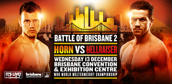Battle of Brisbane 2 stacked with Aussie talent