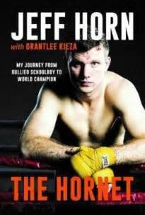 The Hornet: My journey from bullied schoolboy to world champion