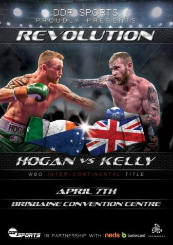 Hogan and Kelly clash in battle of high ranked fighters