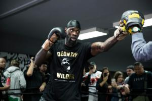 Wilder And Ortiz Ready To Rumble In Brooklyn