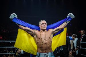 Q And A: Alexander Usyk