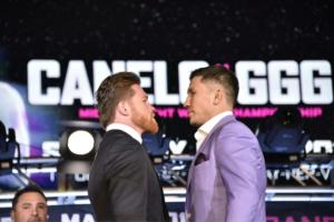Golovkin Vs Alvarez ll Press Conference Heats Up In LA