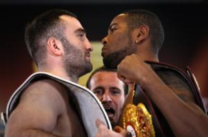 Gassiev And Dorticos Make Weight In Sochi