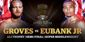 Groves dominates Eubank Jnr in Manchester