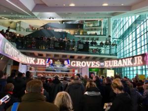 Groves: 'I'm Not Taking Him Lightly'/Eubank: 'Groves Will Not Last 12 Rounds'
